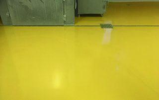 Vloercoating en gietvloeren voor de voedingssector - Crete vloercoating voor zware belasting
