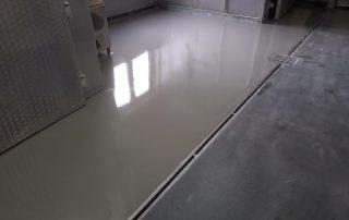 Vloercoating en gietvloeren voor de voedingssector - Duurzame vloercoatings en epoxy gietvloeren
