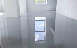 Vloercoatings en gietvloeren voor zelfstandigen - kantoor en retail - Duurzame vloercoatings en epoxy gietvloeren